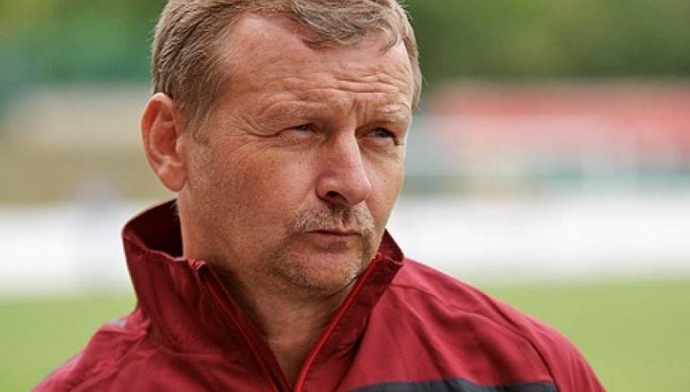 Zdjęcie główne newsa: Piotr Mandrysz - trener piłkarski