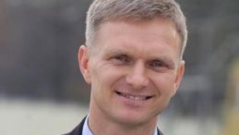 Zdjęcie główne newsa: Marek Wleciałowski - trener piłki nożnej