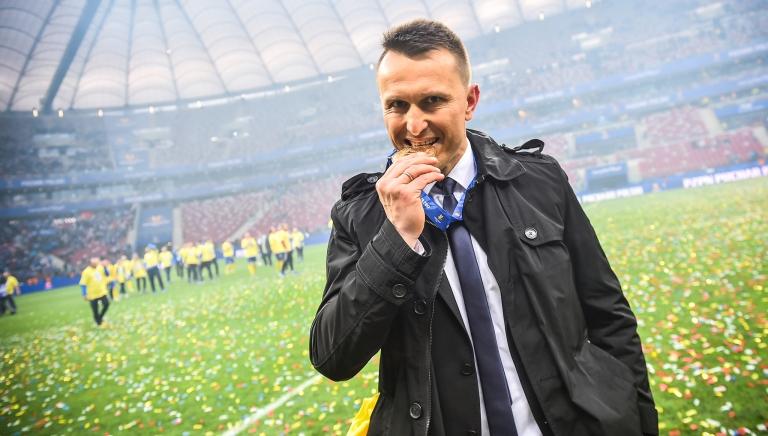 Zdjęcie główne newsa: Leszek Ojrzyński - trener piłkarski
